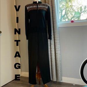 Vintage sweater jogger set
